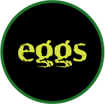 Grass Kickin Eggs Icon