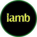 Grass Fed Lamb Icon